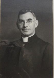Rev Prof John Ryan